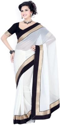 Jayambeyent Printed Fashion Handloom Georgette Sari