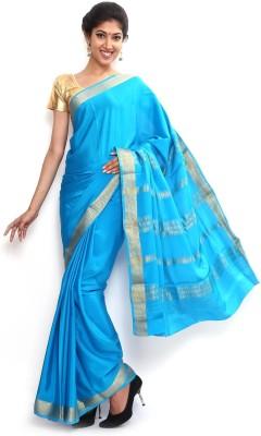 Sudarshan Silks Printed Fashion Crepe Sari