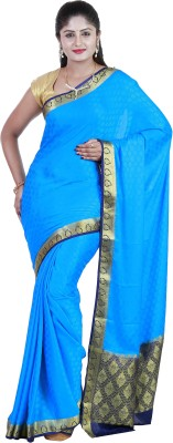 nalliee Embellished Mysore Silk Sari