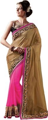 Suvidha Fashion Embriodered Bollywood Georgette Sari