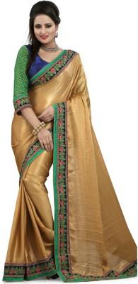Shivam Textiles Embellished Fashion Chiffon Sari