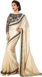 Glory Sarees Self Design Bollywood Satin...