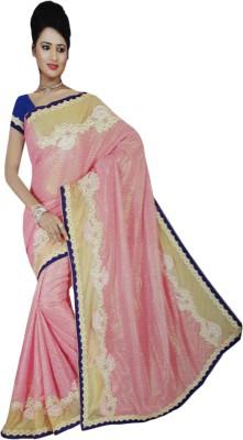 NEW LOOK DESINER Embriodered Fashion Jacquard Sari