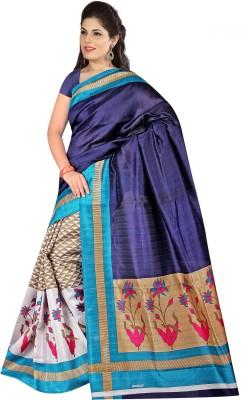 Salasar Printed Kota Doria Cotton Sari