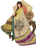 Abida Striped Fashion Art Silk Sari