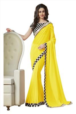Sasural Self Design Fashion Pure Georgette Sari