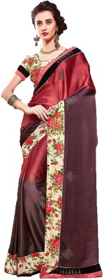 Hitansh Embriodered Fashion Georgette Sari