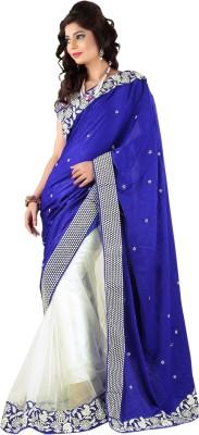 Stylo Designer Self Design Fashion Handloom Velvet Sari