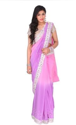 Raagbydeepa Embellished Fashion Handloom Silk Sari