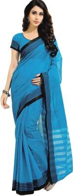 Jannat Plain Fashion Cotton Sari