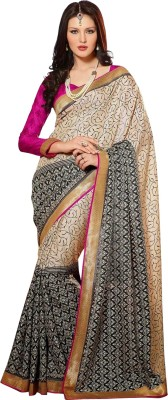 Wama Fashion Printed Manipuri Art Silk Sari