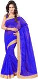 Aruna Sarees Self Design Fashion Handloo...