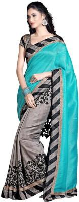 Gulista Embriodered Bollywood Velvet Sari