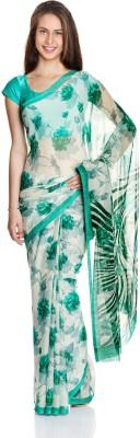 Aryahi Printed Fashion Chiffon Sari