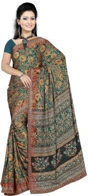 Sitaram Floral Print Daily Wear Jacquard Sari