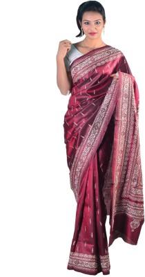 Kantha Store Embriodered Kantha Silk Sari