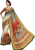 Prabha Creation Printed Fashion Art Silk...
