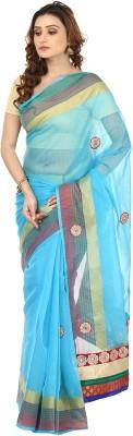 Doriyas of Kota Applique Fashion Kota Cotton Sari