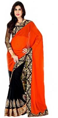 Mahesh Traders Printed Fashion Chiffon Sari