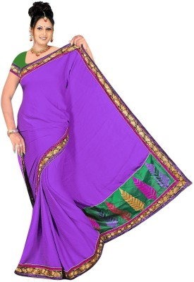 Chinco Self Design Bollywood Jacquard Sari