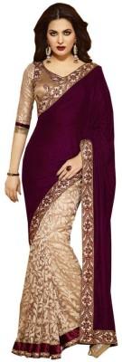 Fashion Designer Sarees Embellished Fashion Georgette Sari