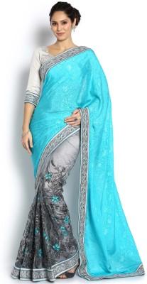 Soch Self Design Fashion Crepe Sari