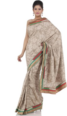 Chhabra 555 Self Design Fashion Silk Sari