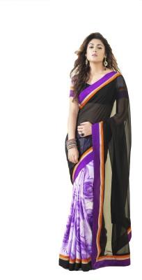 Vaishali Embellished Bollywood Georgette Sari