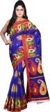 Glamorous Lady Printed Bhagalpuri Silk C...