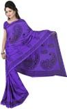 Govindam Printed Fashion Chiffon Sari