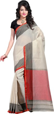 Tagbury Solid Dharmavaram Cotton Sari