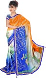 R D Fab Printed Bollywood Pure Georgette...