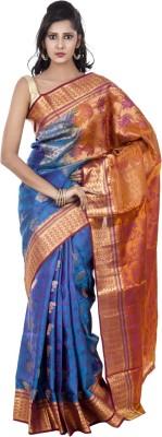 Kalaniketan RJP Group Self Design Fashion Handloom Silk Sari