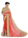 Rajhans Fashion Embellished Fashion Crep...