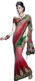 Moh Manthan Self Design Fashion Net Sare...