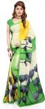 Saiarisha Floral Print Fashion Georgette...