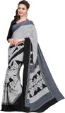 Marudhar Kesri Printed Daily Wear Synthe...