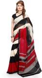 Saiarisha Striped Fashion Georgette Sare...