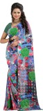 Zombom Floral Print Daily Wear Georgette...