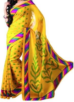 Nena Fashion Printed Bhagalpuri Cotton Sari