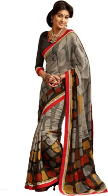 Sarika Fashion Printed Fashion Silk Sari