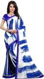 Arya Fashion Striped Bollywood Georgette...