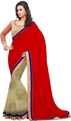 Ami Varsha Fashion Embriodered Fashion Georgette Sari
