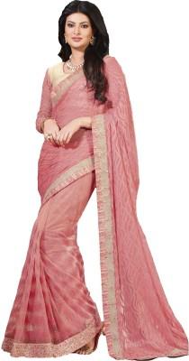 Fashion Forever Embellished Fashion Brasso Sari