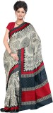 Tagbury Printed Fashion Silk Saree (Mult...