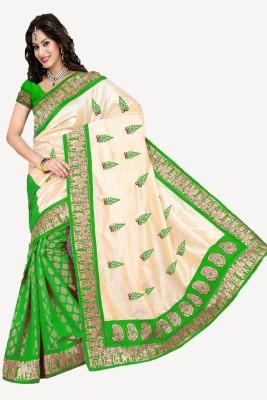 Sanjewga Collection Embriodered Fashion Silk Sari