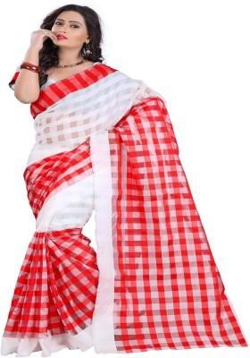 ambey shree trendz Solid That Cotton Sari