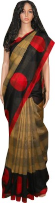 aathvika fashion Printed Fashion Cotton Sari