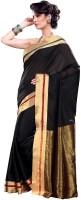Shree Vaishnavi Self Design Bollywood Handloom Cotton, Silk Sari best price on Flipkart @ Rs. 1449