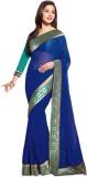Taanshi Printed Rajshahi Georgette Saree...